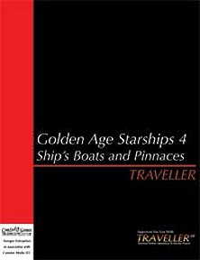 Golden Age Starships 4: Ship's Boats and Pinnaces