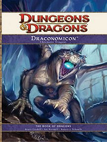 Draconomicon 1: Chromatic Dragons
