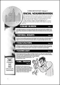 Racial Neighbourhoods