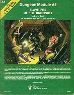 A1: Slave Pits of the Undercity
