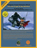 Iron Crypt of the Heretics 1e version
