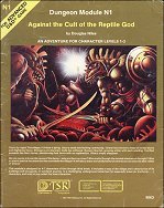N1: Against the Cult of the Reptile God