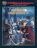 HHQ8: Cleric's Challenge 2
