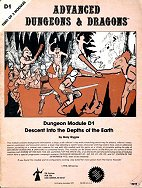D1: Descent into the Depths of the Earth