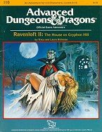 I10: Ravenloft 2: The House on Gryphon Hill
