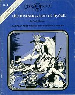 R2: The Investigation of Hydell