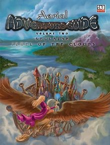 Aerial Adventure Guide, Vol. 2: Sellaine, Jewel of the Clouds