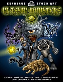Classic Monsters - Volume 1