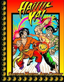 Haiiii-Ya!: Cartoon Martial Arts Combat