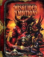 Misguided Ambitions - A Guide to Earthdawn 3e