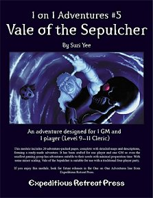 Vale of the Sepulcher