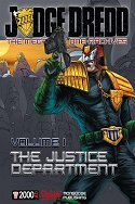 Mega City One Archives 1: The Justice Department