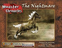 Monster Chronicles: The Nightmare