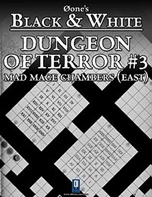 Dungeon of Terror #3: Mad Mage Chambers East