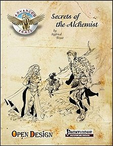 Secrets of the Alchemist