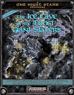 The Ice Cave of the Frost Giant Slavers