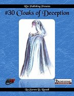 30 Cloaks of Deception