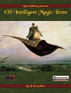 30 Intelligent Magic Items