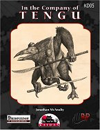 In the Company of Tengu: A 1st-20th level Player Character Racial Class
