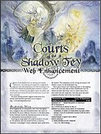 Courts of the Shadow Fey Web Enhancement