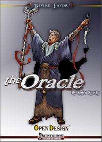 Divine Favour: The Oracle