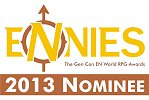 ENnies 2013 Nominees
