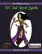 101 2nd Level Spells