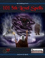 101 5th Level Spells
