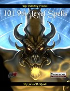 101 9th Level Spells