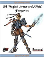 101 Magical Amour and Shield Properties