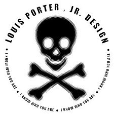 The old Louis Porter Jnr Design logo, which I liked!