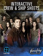 Interactive Crew and Ship Sheets