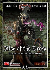 Rise of the Drow 1: Descent into the Underworld