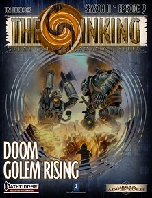 Doom Golem Rising