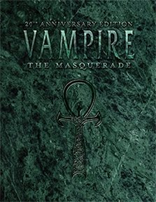Vampire: The Masquerade V20 Core Rulebook