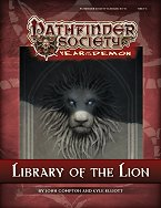 Library of the Lion