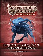 Destiny of the Sands 3: Sanctum of the Sages