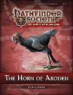 The Horn of Aroden