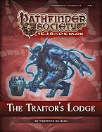 The Traitor's Lodge