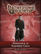 Vengeance at Sundered Crag