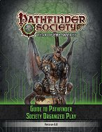 Guide to Pathfinder Organised Play