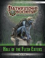 Hall of the Flesh Eaters
