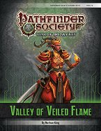 Valley of Veiled Flame