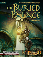 The Buried Palace