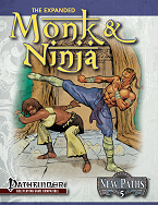 The Expanded Monk and Ninja