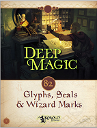 Deep Magic: Glyphs, Seals and Wizard Marks