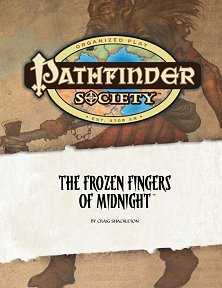 The Frozen Fingers of Midnight