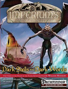 Dark Sails and Dark Words
