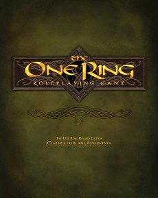 The One Ring Revised Edition Clarifications and Amendments