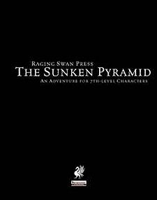 The Sunken Pyramid